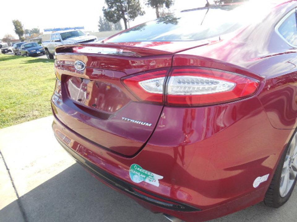 2015 Ford Fusion Energi  - Corona Motors