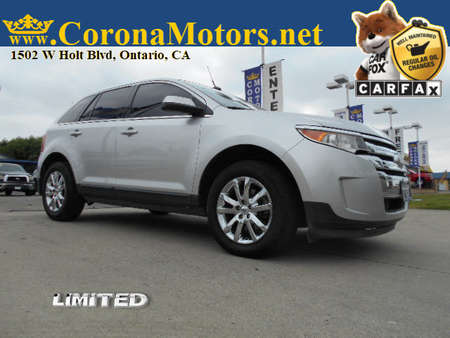 2013 Ford Edge Limited for Sale  - 12757  - Corona Motors