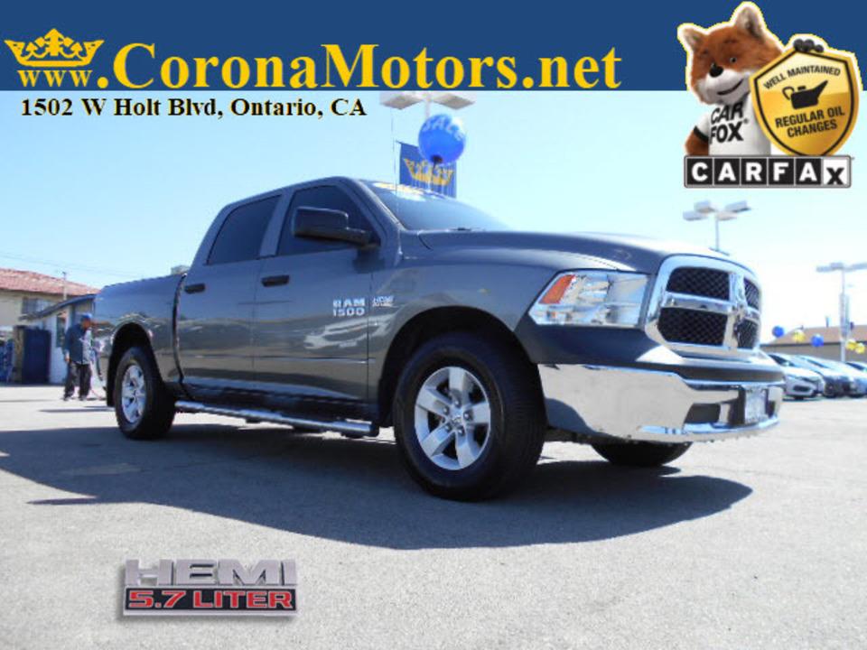 2013 Ram 1500 Tradesman  - 12771  - Corona Motors