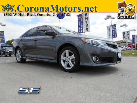 2014 Toyota Camry SE for Sale  - 12758  - Corona Motors