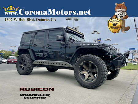 2017 Jeep Wrangler Rubicon 4WD for Sale  - 13209  - Corona Motors
