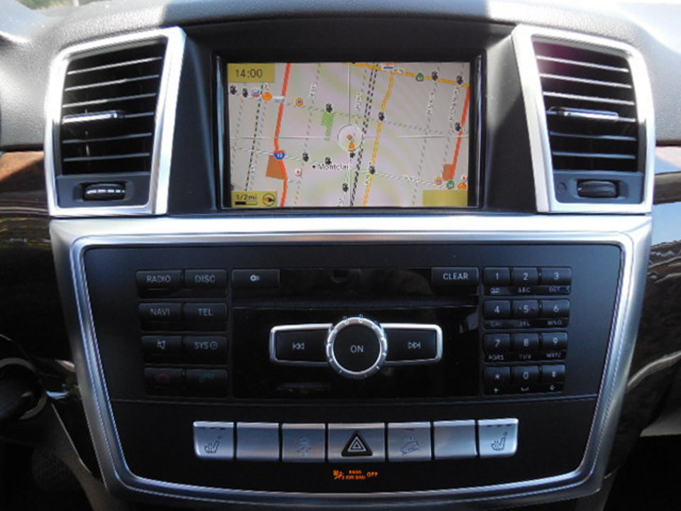 2012 Mercedes-Benz M-Class  - Corona Motors