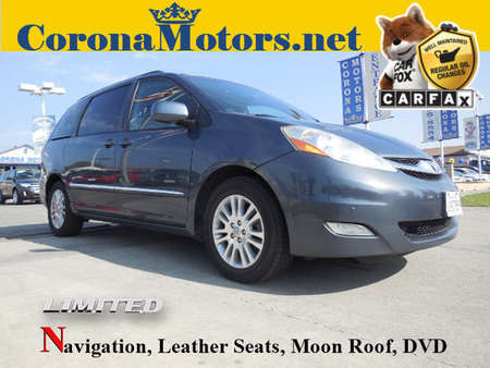 2009 Toyota Sienna XLE Ltd for Sale  - 12243  - Corona Motors