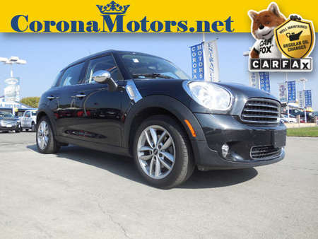 2012 Mini Cooper Countryman  for Sale  - 12241  - Corona Motors