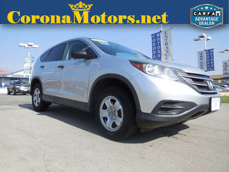 2012 Honda CR-V LX for Sale  - 12238  - Corona Motors
