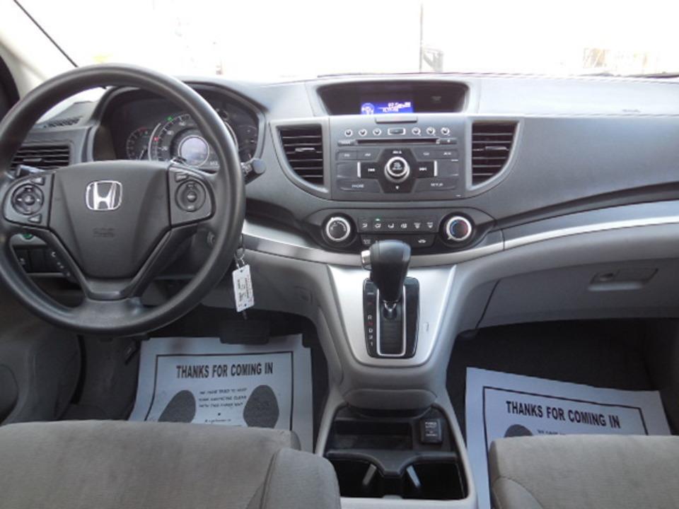 2012 Honda CR-V  - Corona Motors