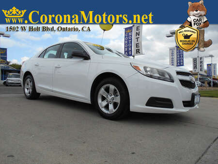 2013 Chevrolet Malibu LS for Sale  - 13032  - Corona Motors
