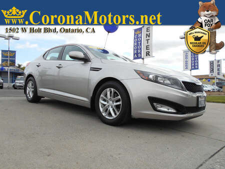 2013 Kia Optima LX for Sale  - 13036  - Corona Motors