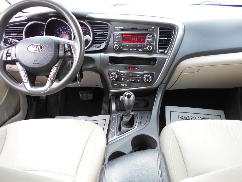 2013 Kia Optima  - Corona Motors