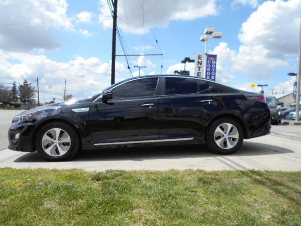 2016 Kia OPTIMA HYBRID  - Corona Motors