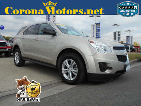 2015 Chevrolet Equinox LS for Sale  - 12606  - Corona Motors