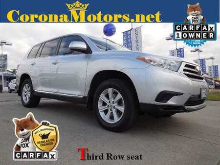 2011 Toyota Highlander  for Sale  - 12272  - Corona Motors