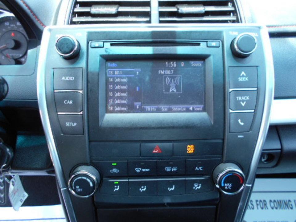 2017 Toyota Camry  - Corona Motors