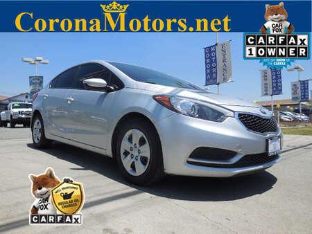 2016 Kia FORTE LX for Sale  - 12096  - Corona Motors