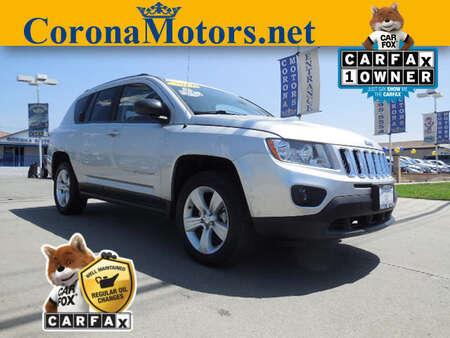 2013 Jeep Compass Sport for Sale  - 12102  - Corona Motors