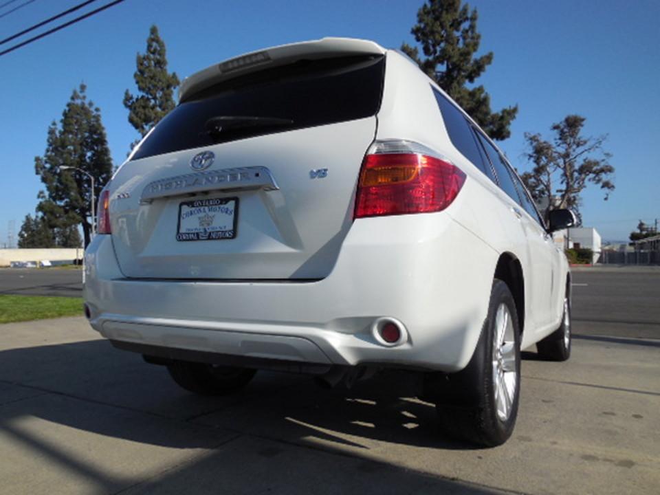 2009 Toyota Highlander  - Corona Motors
