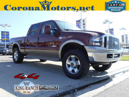 2006 Ford F-250 King Ranch for Sale  - 12495  - Corona Motors