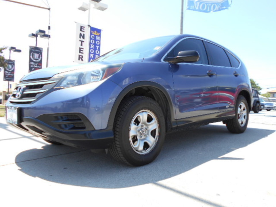2013 Honda CR-V  - Corona Motors