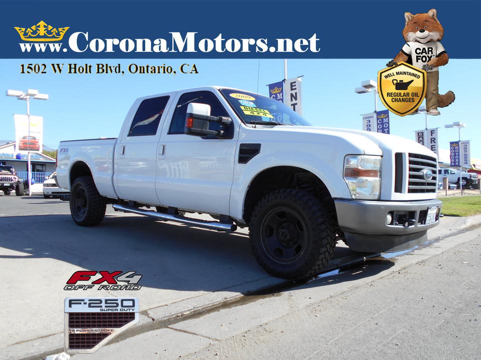 2009 Ford F-250 FX4  - 13217  - Corona Motors