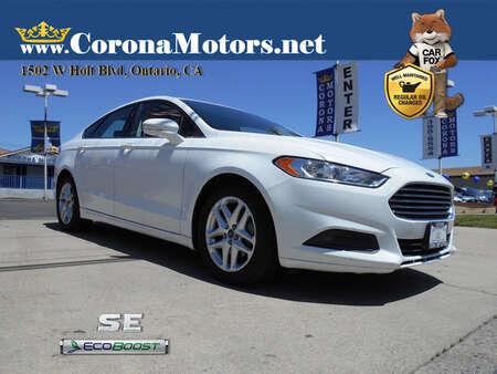 2015 Ford Fusion SE for Sale  - 13074  - Corona Motors