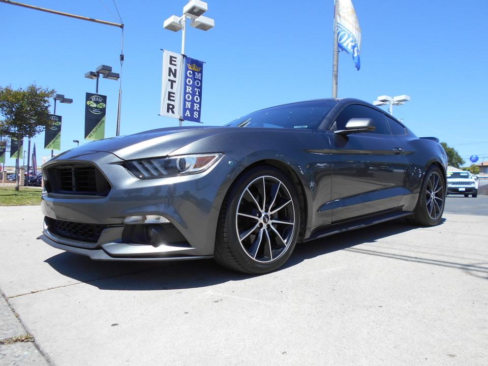 2015 Ford Mustang  - Corona Motors