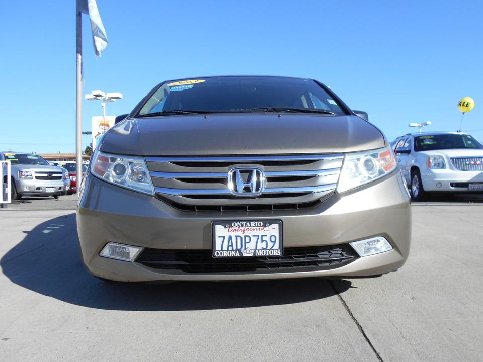 2013 Honda Odyssey  - Corona Motors