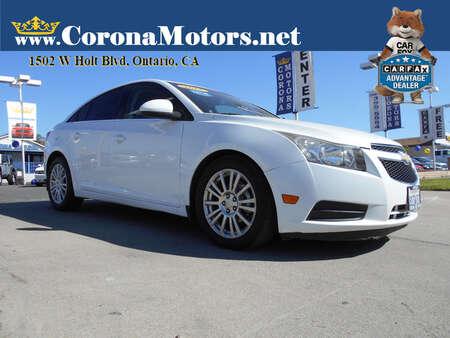 2012 Chevrolet Cruze ECO for Sale  - 13192  - Corona Motors