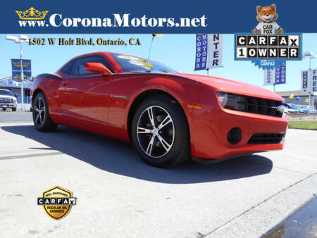 2012 Chevrolet Camaro 1LS for Sale  - 13068  - Corona Motors