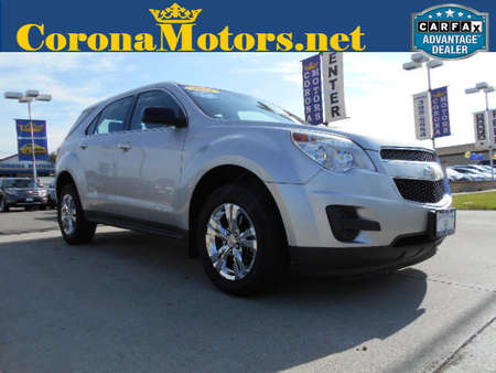 2013 Chevrolet Equinox LS for Sale  - 12490  - Corona Motors