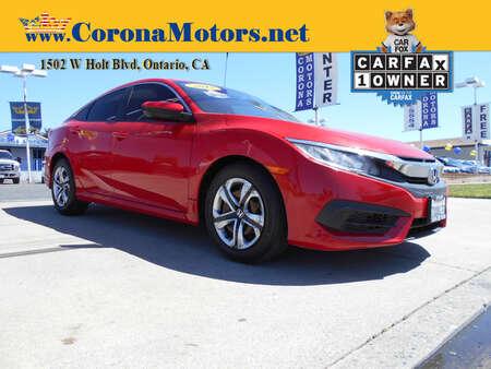 2017 Honda Civic Sedan LX for Sale  - 13061  - Corona Motors