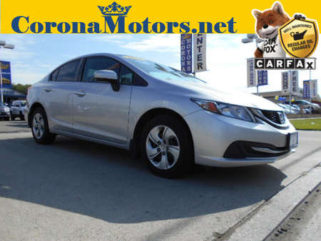 2015 Honda Civic Sedan LX for Sale  - 12497  - Corona Motors