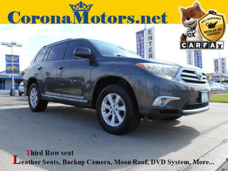 2011 Toyota Highlander SE for Sale  - 12499  - Corona Motors
