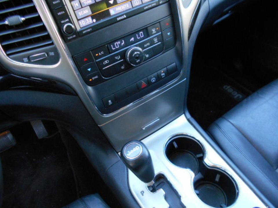 2013 Jeep Grand Cherokee  - Corona Motors