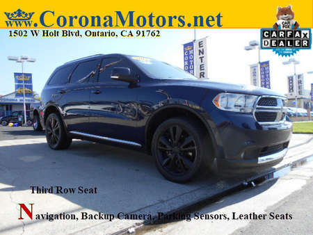 2012 Dodge Durango Crew for Sale  - 12831  - Corona Motors