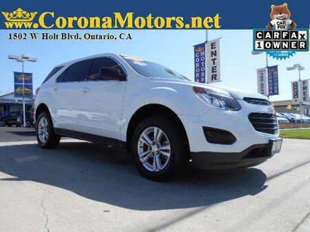2017 Chevrolet Equinox LS for Sale  - 12832  - Corona Motors