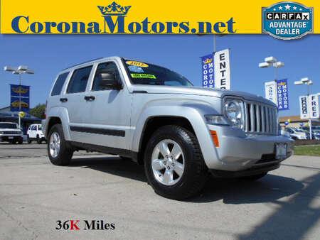 2012 Jeep Liberty Sport for Sale  - 12486  - Corona Motors