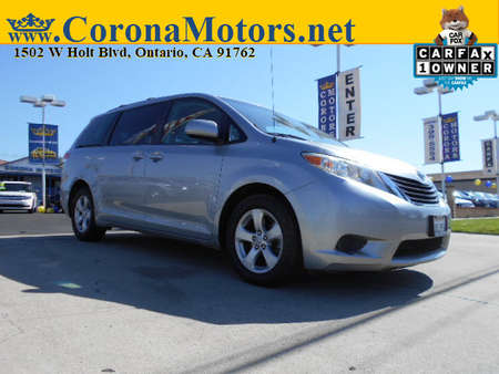 2012 Toyota Sienna LE for Sale  - 12839  - Corona Motors