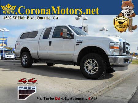 2008 Ford F-250 XLT for Sale  - 12960  - Corona Motors