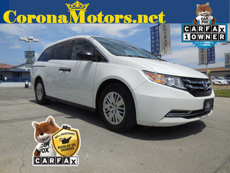 2015 Honda Odyssey LX for Sale  - 12155  - Corona Motors