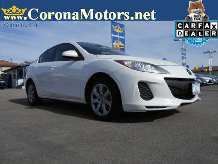 2013 Mazda Mazda3 i SV for Sale  - 12643  - Corona Motors