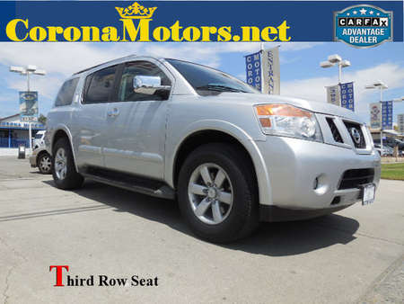 2011 Nissan Armada SV for Sale  - 12154  - Corona Motors