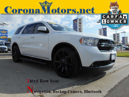 2013 Dodge Durango SXT for Sale  - 12546  - Corona Motors