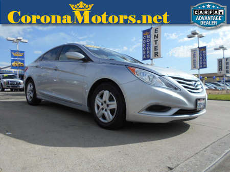 2013 Hyundai Sonata GLS PZEV for Sale  - 12537  - Corona Motors