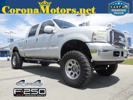 2005 Ford F-250 XLT for Sale  - 12151  - Corona Motors