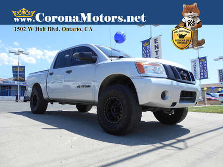 2012 Nissan Titan S for Sale  - 13123  - Corona Motors