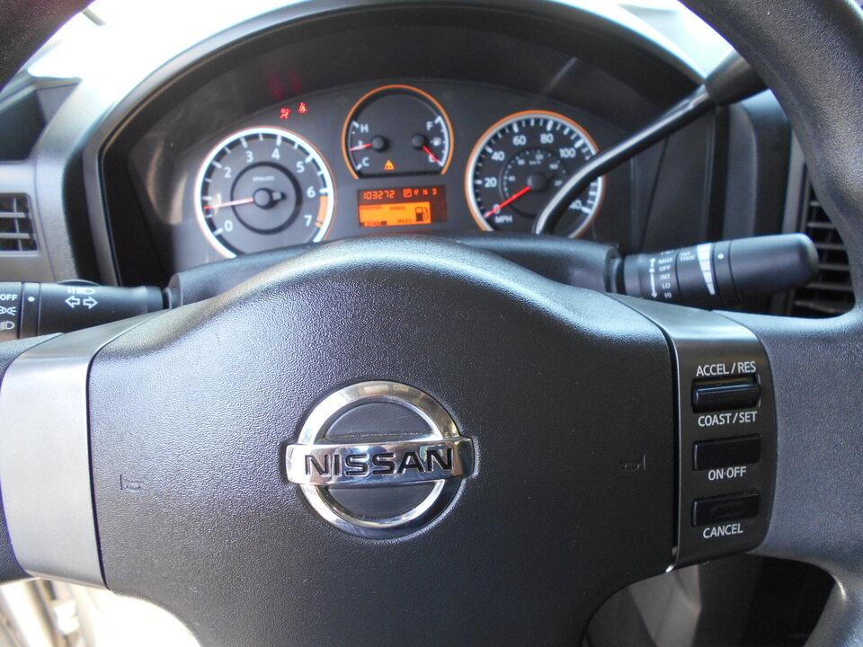 2012 Nissan Titan  - Corona Motors