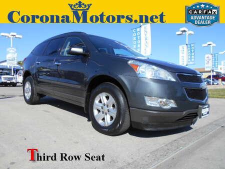 2011 Chevrolet Traverse LS for Sale  - 12331  - Corona Motors