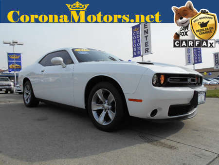 2015 Dodge Challenger SXT for Sale  - 12356  - Corona Motors