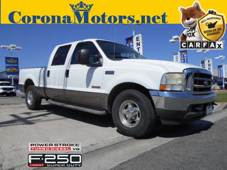 2004 Ford F-250 Lariat for Sale  - 12513  - Corona Motors