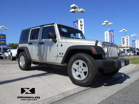 2007 Jeep Wrangler Unlimited X for Sale  - 12492  - Corona Motors